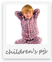 luxury children's pyjamas