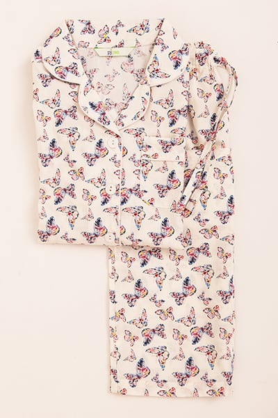 Children's traditional pyjamas
