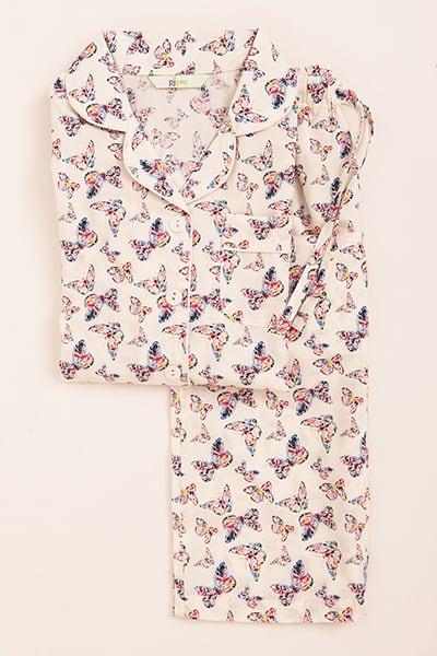 Children's traditional pyjamas