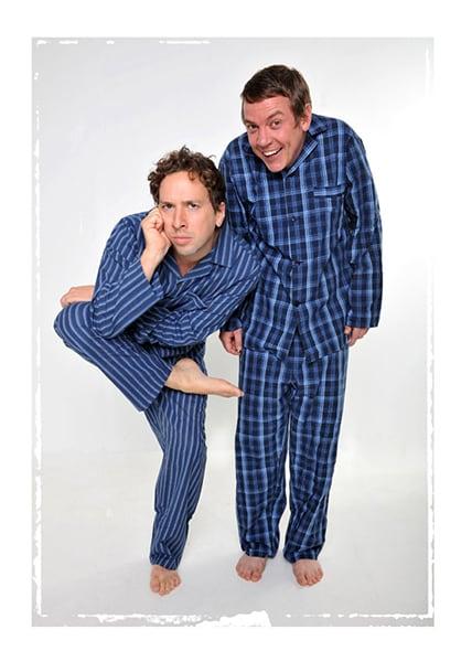 Pajama Men hit London