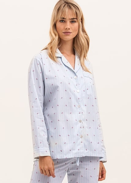 Sleep Easy in British Made Pyjamas