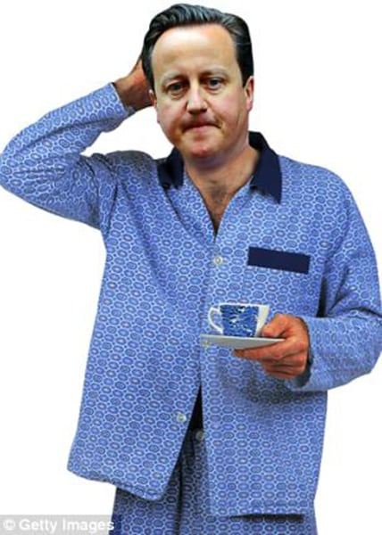 Running the Country in Pyjamas?