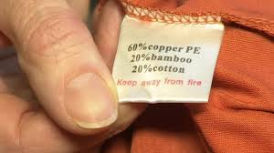 Copper pyjamas may save lives?