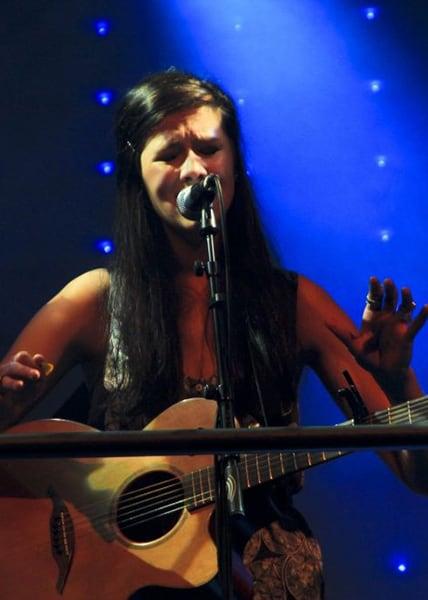 Norway's songbird sings in Scotland